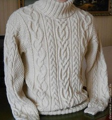 Aran turtleneck wool sweater (Mytwist) Tags: livemaster ru aranstyle aranjumper aransweater authentic irish aran retro fetish fashion fisherman style sexy sweaters jersey laine design dublin designed handgestrickt handknitted handcraft cabled bulky cozy craft classic cables casual passion textured traditional timeless heritage handknit honeycomb crew webfound mytwist russia moscow putin