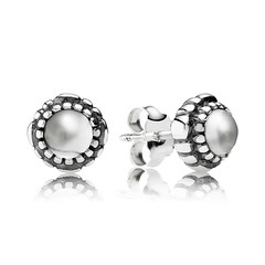 Pandora Birthstone Earrings April (joannechatt) Tags: pandora birthstone earrings april