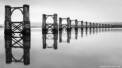 Alloa-Throsk Rail Bridge 2 (roseysnapper) Tags: nikkor2470f28 nikond810 circularpolarizer