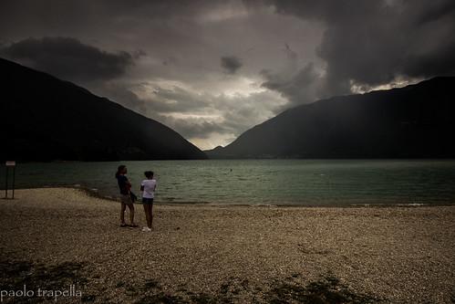 aspettando il temporale