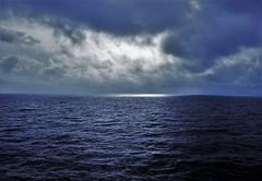 Blusterous (Francesca Ricci Natura) Tags: water cloud clouds cloudy blue dark blast blasterous tempest storm sea freedom sky nature light lanscape sunshine ciel natur waves shadows reflections evening smartphone samsung