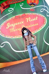 Disney Village ! (Miinak's Dreams) Tags: disney village rin shibuya shooting photo photography nol vaiana dcoration gifts cadeaux mickey mouse jack skellington
