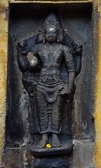 """Brahma @ Abhiramesvarar Temple- Tiruvamattur - Villupuram - Tamil Nadu. (Kalai """"N"""" Koyil) Tags: nikon d 5200 kalai n koyil 2016 tokina 1116mm 18140mm tiruvamattur abhiramesvarar perumanadigal thiruvamathur villupuram gingee tamilnadu southindiantemple architecture parantakai sundarachola rajarajai gomadhupuram nadunadu21st shiva"""