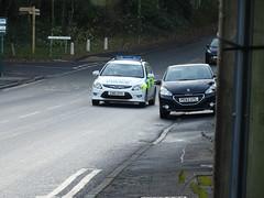 Gwent Police Vehicle, Grove Park, Pontnewydd, Cwmbran 4 December 2016 (Cold War Warrior) Tags: gwentpolice police communitysupportofficer policehyundai hyundai