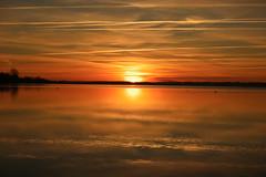 SAM_9147 (Bjerner, DK) Tags: sunrise sun fjord horsensfjord horsens denmark morning water coldwater