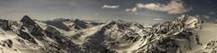 Wintersport auf dem stubaier Gletscher (Basel101) Tags: schnee winter panorama tirol aussicht stubai östereich stubaiergletscher topoftirol