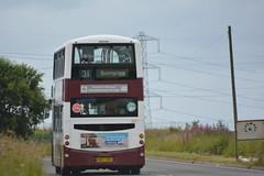 847 (Callum's Buses & Stuff) Tags: bus buses edinburgh lothian mader madder lothianbuses edinburghbus b9tl madderandwhite madderwhite sn57ddy busesedinburgh busesb9tl buseslothianbuses