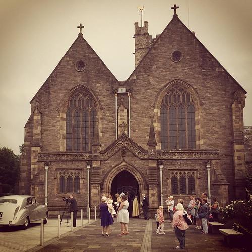 #Abergavenny #wedding #latergram