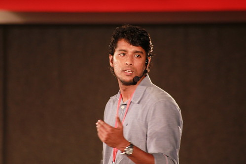 Reimaging Spaces - TEDxColombo 2015