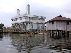 Shia Mosque at Ganvie