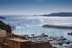 Mgarr Harbour (Chris J Hart) Tags: harbour gozo mgarr