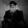Ayatollah Khomeini, Grand Prairie Texas, 2011, Plate 3 (Thomas Hawk) Tags: bw usa texas unitedstates unitedstatesofamerica ripleys dfw waxmuseum ripleysbelieveitornot fav10 khomeini grandprairie ayatollahkhomeini ruhollahkhomeini dmudallas012011 louistussaudõspalaceofwax louistussaud'spalaceofwax