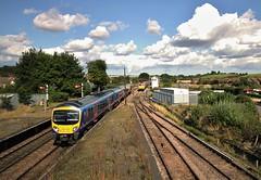 Nice Day Out (darkprince66 (Tug Chasing Super Hero :D)) Tags: railway locomotive tug desiro class60 transpennineexpress class185 60039 185136 dbschenker