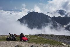 Chilling in the mountains (cokanj) Tags: mountain alps tourism trekking landscape nationalpark outdoor hiking slovenia triglav ecotourism planinarenje planina pejzaz