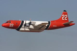P-3A N922AU TANKER 22 SCK AUG 16 09