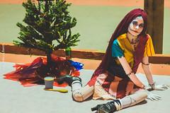 Sally Finkelstein (ackermancosplay) Tags: christmas de jack doll cosplay o before sally nightmare mundo skellington estranho finkelstein