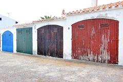 Menorca (Eduardo Valero Suardiaz) Tags: street door roof white house blanco stone casa calle puerta tejado menorca piedra