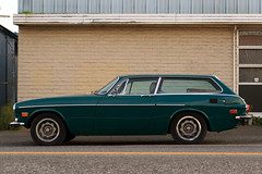 Yesterday once more: Volvo P1800ES (Cargolex) Tags: wagon volvo 1972 seventies 1973 hatchback p1800es p1800 sportwagon vintagevolvo volvop1800 volvoc30 xrayauto sporthatch volvop1800es p1800essportwagon