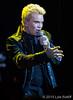 Billy Idol @ IP Casino Resort Spa, Biloxi, MS - 09-26-15