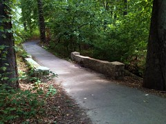 Forest Park (Lezza222) Tags: park bridge forest letterboxing