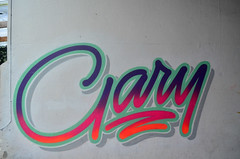 GARY (Di's Free Range Fotos) Tags: uk england graffiti brighton graf letters gary msk ha calligraphy heavyartillery