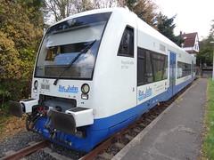 RTB Diesel motor unit N VT 741. (Franky De Witte - Ferroequinologist) Tags: de eisenbahn railway estrada chemin fer spoorwegen ferrocarril ferro ferrovia