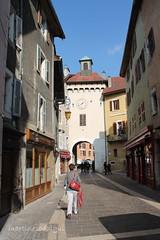 Annecy (74) porte Sainte Claire (SMartine .. thanks for 2 Millions Views ) Tags: annecy 74 hautesavoie rhnealpes martinesodaigui quelestcelieu