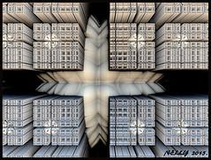 *Pray for Paris* (MONKEY50) Tags: white abstract black paris france art digital fractal hypothetical musictomyeyes autofocus jesuisfrance flickraward awardtree netartii jesuisparis