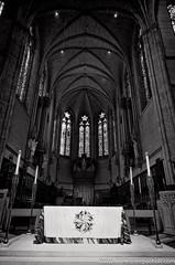 Altar of Grace - Grace Cathedral - San Francisco - USA (Keystone Photography) Tags: sanfrancisco california blackandwhite usa detail church architecture construction religion landmark altar keystone spiritual gracecathedral pentaxk5 repacholi