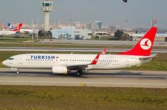 TURKISH A/L B737 TC-JHC (Adrian.kissane) Tags: istanbul turkish b737 35742 tcjhc