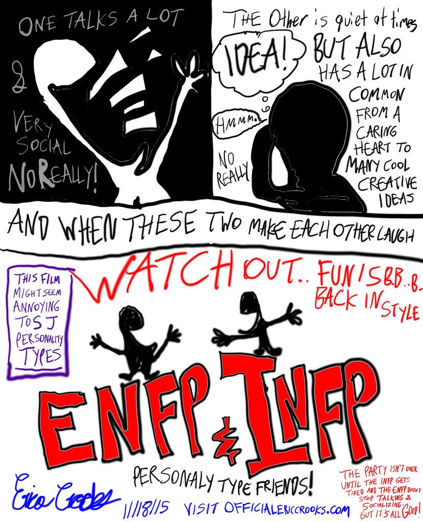 enfp and infp dating