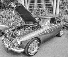 04 engine (lightandform) Tags: show cars car speed vintage wheels helmet engine machine bikes classics motor