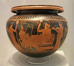 Dionysus with Satyrs and Maenads (f_snarfel) Tags: museumsinsel altesmuseumberlin maenads antikensammlungberlin mänaden staatlichemuseenberlin dionysuswithsatyrs dyonysusatasymposium dionysosmitsatyrn