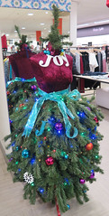 Christmas Dress (Katie_Russell) Tags: christmas ireland tree shop shopping store shops northernireland ni bauble manequin moores baubles ulster nireland norniron coleraine countylondonderry depatmentstore countyderry coderry colondonderry colderry countylderry