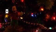 Krusty righting Christmas cards (Trevdog67) Tags: christmas tree writing video funny krusty rebus merrychristmas literal christmascard playonwords seasonsgreetings keytronic ccmixter motiongraphics dadjoke righting underthechristmastree panumoon ciggiburns