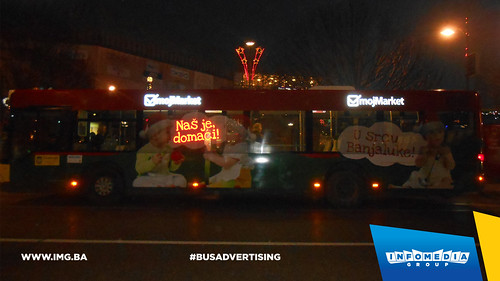 Info Media Group - Moj Market, BUS Outdoor Advertising, Banja Luka 12-2015 (8)
