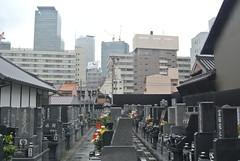 nagoya14504 (tanayan) Tags: urban cemetery japan temple town nikon cityscape nagoya 日本 愛知 aichi j1 名古屋