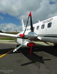 PT6A (Antnio A. Huergo de Carvalho) Tags: airplane aircraft aviation engine motor propeller emb110 pw prattwhitney hlice bandeirante pt6a aviaoexecutiva aviaogeral ppemg emb110e