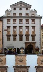 Praha, SM, čp. 465 (ladabar) Tags: prague prag praha pragdetail
