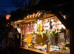 Christmas market in Rostock