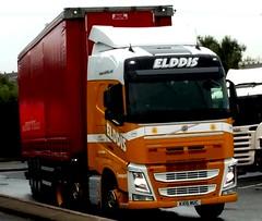 Elddis Volvo FH (Gary Chatterton 2.6 Million Views , Thank You All) Tags: wagon trucking elddis volvofh ferrybridgeservices