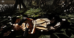 Chuuut, tais toi ! (MISS V ANDORRA 2016 - MISSVLA ARGENTINA 2017) Tags: couple dselles poses avatars woman women man men zenith dvahairs love amour passion mesh bodymesh maitreya headmesh secondlife sl marketplace shopping nature posemaker