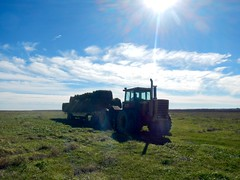 Silage - end of season (Jeannette Greaves) Tags: 2016 silage hugh jeannette pasture14 b4therain