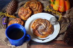 Fall on my table (Yummilicious Cakes & Desserts) Tags: fall pumpkin apple cider upstate ny orange autumn homemade delicious food