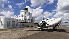 N31G-Lockheed-Lodestar-HOU-2016-10-15-2 (GFB Aviation Photography) Tags: n31g lockheed lodestar 1940airterminalmuseum