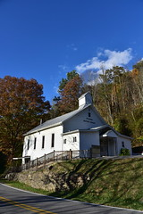 NIK_5105 (cathead77) Tags: cranecreekroad mercercounty church wv westvirginia