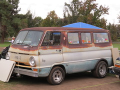 Dodge A-100 Van (OrangeChargerR/T) Tags: dodge a100 shorty van mopar
