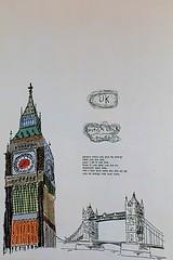 IMG_7299 (willy[育智]) Tags: 壁畫 倫敦大橋 大笨鐘 英國 倫敦 宜蘭 壁貼