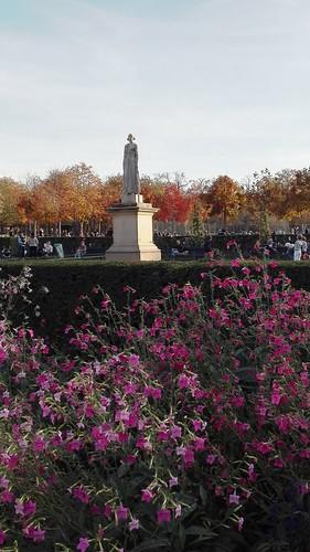 Le jardin du Luxembourg, Paris