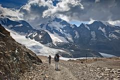 Switzerland, the Diavolezza no.DSC_7961. (Izakigur) Tags: grisons graubunden diavolezza swiss suiza suisia myswitzerland musictomyeyes switzerlnad d700 dieschweiz nikond700 nikkor2470f28 suizo sussa svizzera glacier bernina izakigur